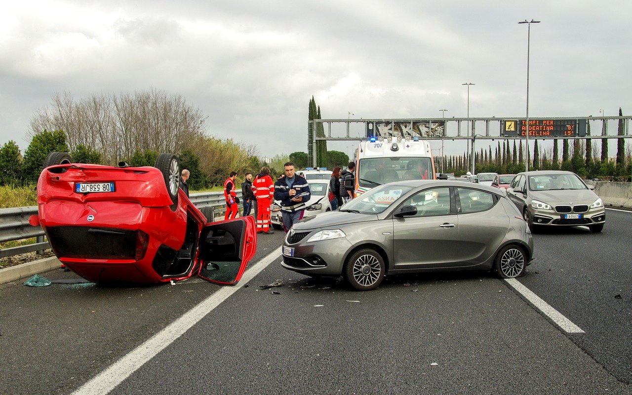Less Traffic But More Accidents Now - Jersey Car Cash