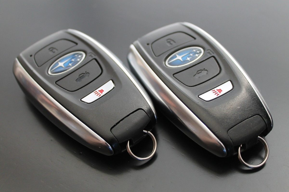How to Avoid Losing Your Car Keys