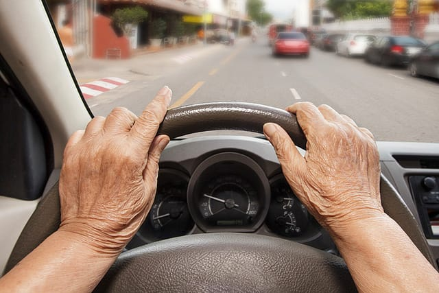 Seniors and Driving: A Guide