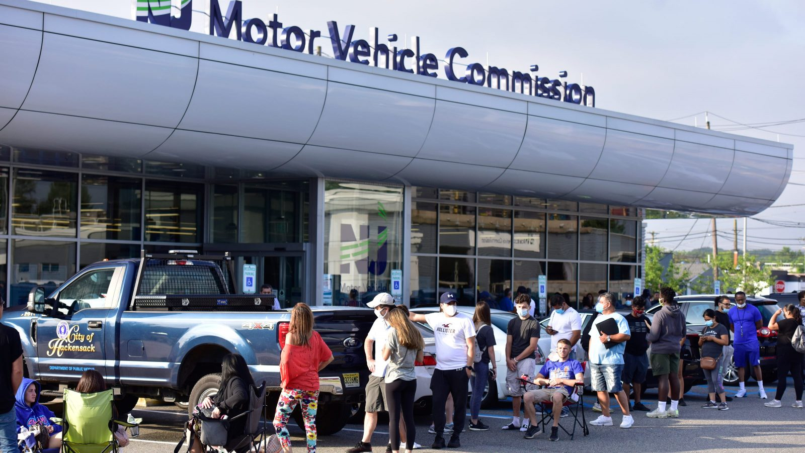 New Jersey DMV Centers By Appointment Only - Jersey Car Cash