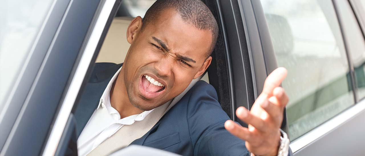 Survey Says: Men Are More Aggressive Behind the Wheel