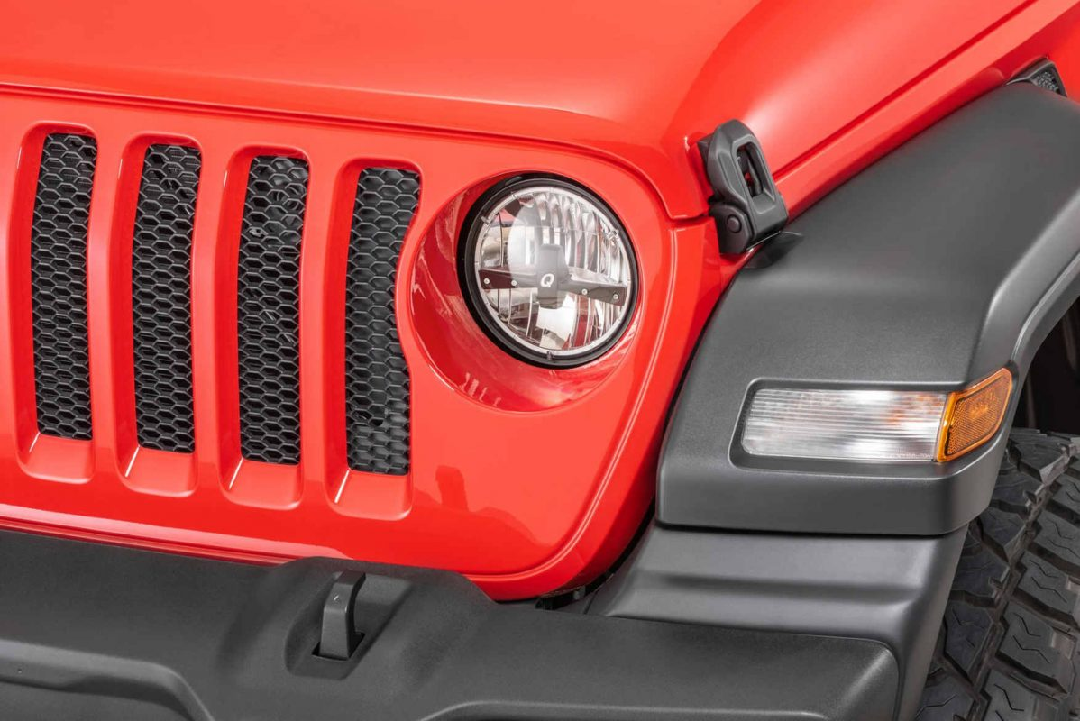 How To Properly Adjust Your New Jeep Headlights